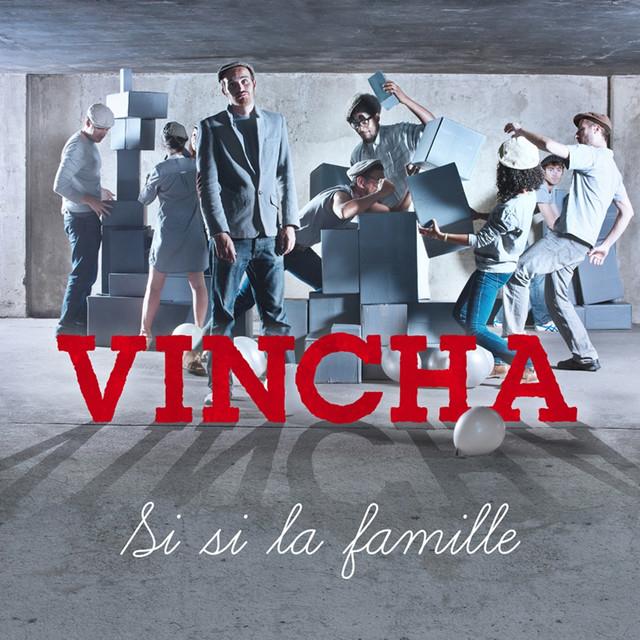 VINCHA Si si la famille album cover