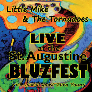 Live At the St. Augustine Bluzfest album