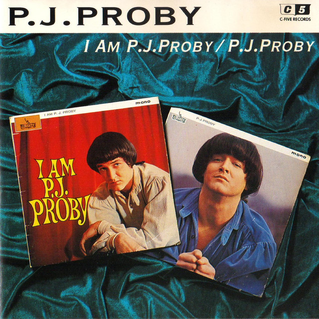 I Am P.J. Proby / P.J. Proby