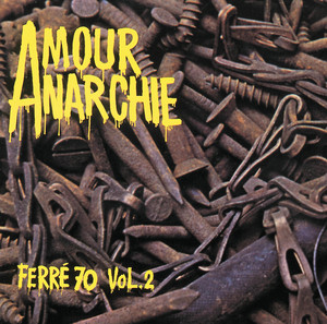 Amour Anarchie Vol. 2 album