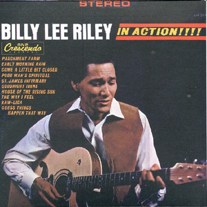 Album cover for Rockabilly Craze by Billy Lee Riley