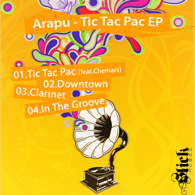 Arapu tickets and 2019 tour dates