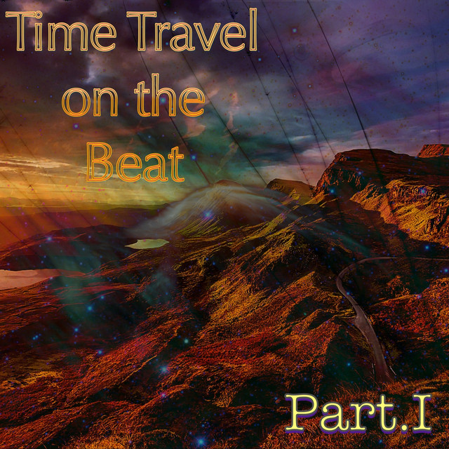 Album cover for Time Travel on the Beat by Various Artists