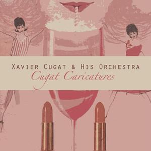 Cugat Caricatures album